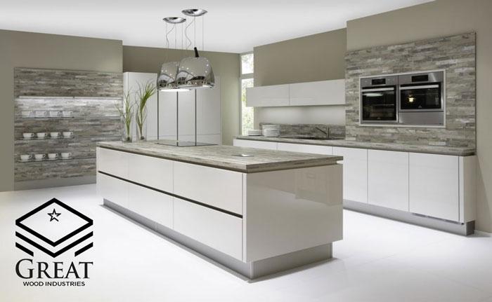 مدل کابینت ها برای آشپزخانه های جدید