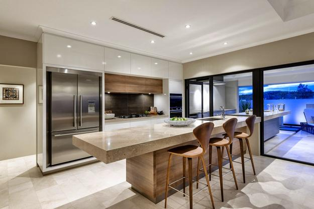 آشپزخانه جذاب با این ۵ نکته!