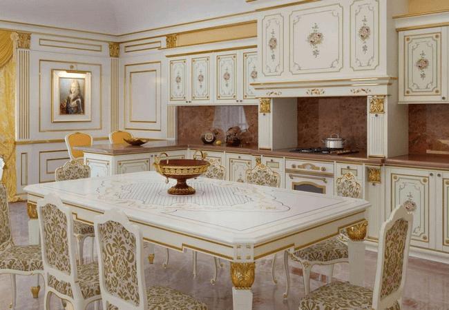 کابینت های کلاسیک