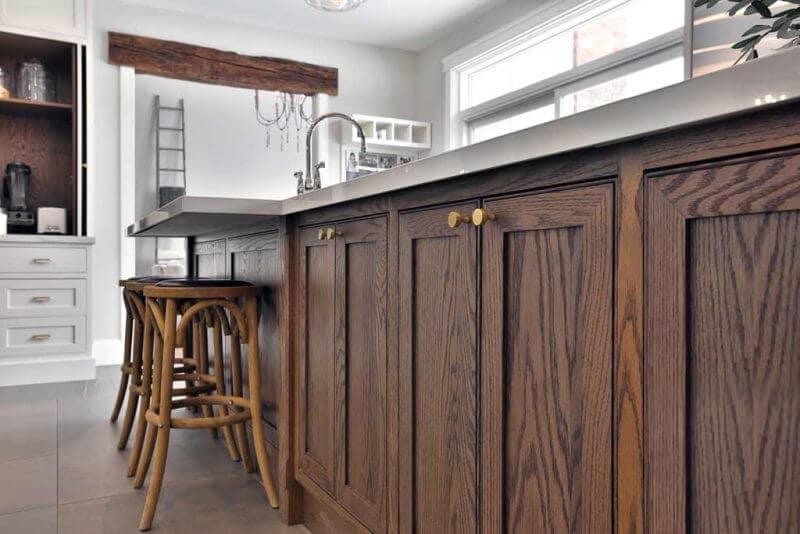 ۵ روش برای تمیز کردن کابینت چوبی آشپزخانه