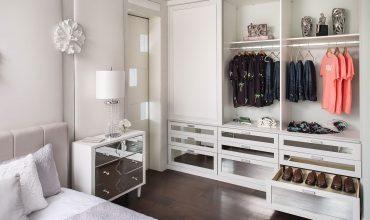 کمد دیواری، اتاق لباس و کمد متحرک | کدام کمد لباس مناسب تر است؟