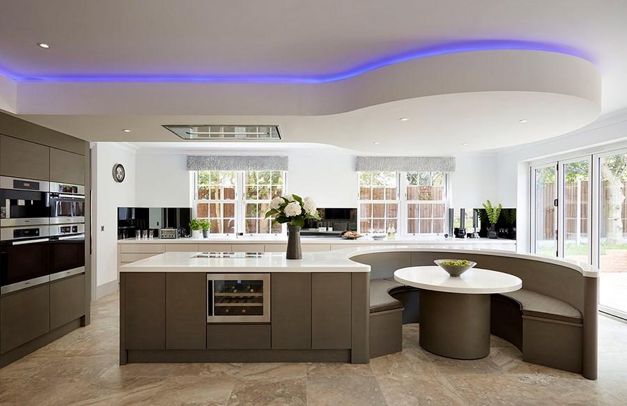 چرا به طراحی آشپزخانه نیاز داریم ؟