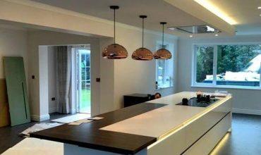 نکات کلیدی و مهم در انواع نورپردازی آشپزخانه