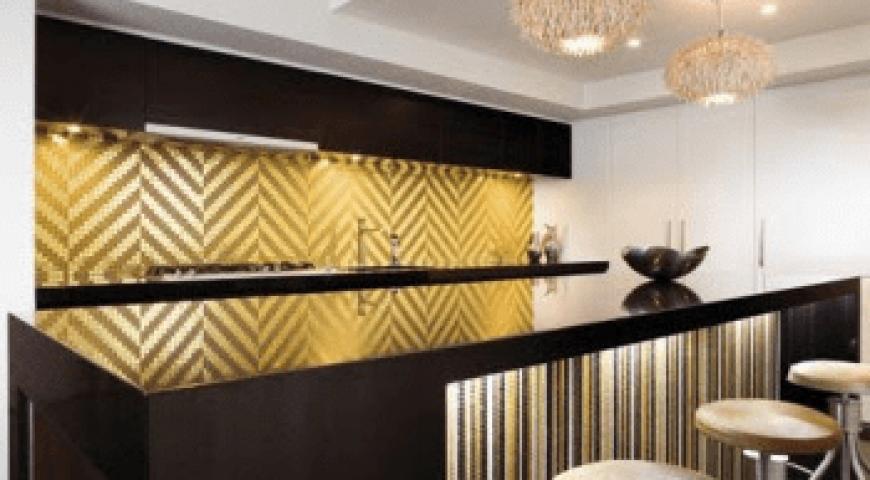 اصول طراحی کابینت آشپزخانه در سبک مدرن