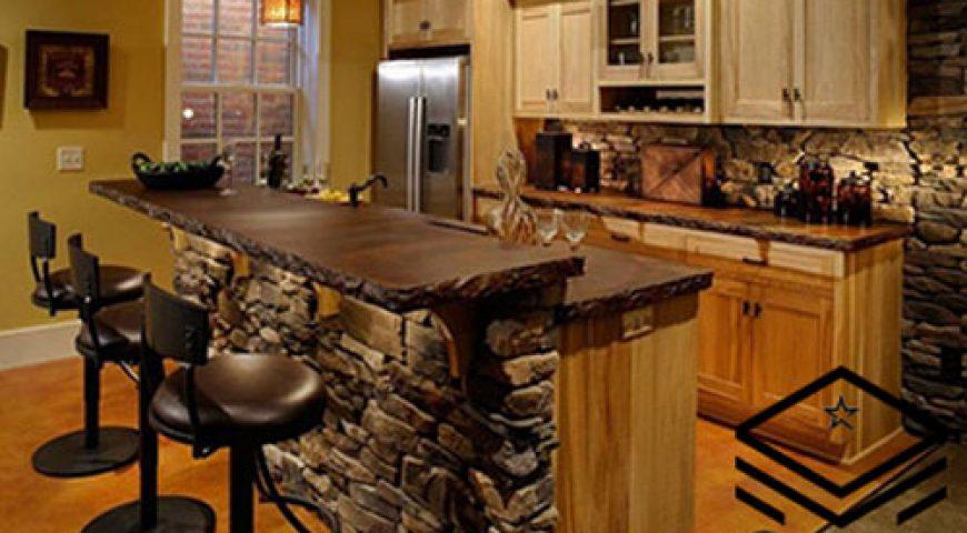 مدل های پیشخوان آشپزخانه