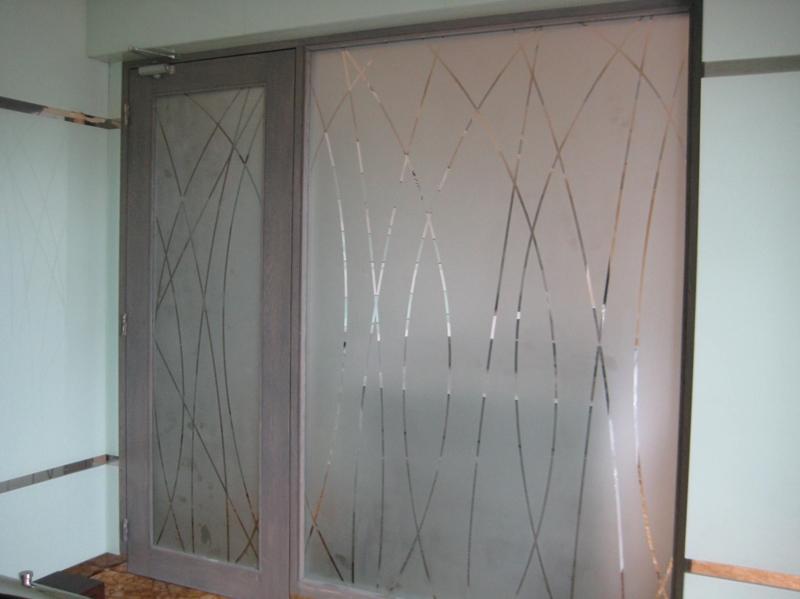 شیشه سندپلاست