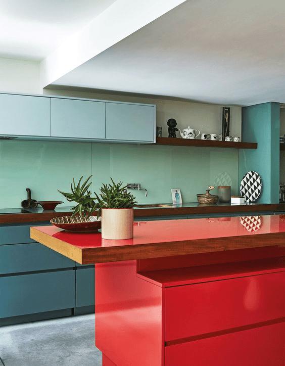 کابینت های آشپزخانه