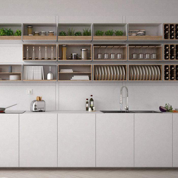 کابینت آشپزخانه خاص
