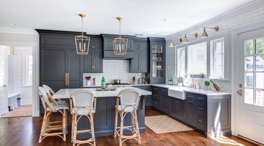 ۴ نکته تخصصی در زمینه طراحی آشپزخانه
