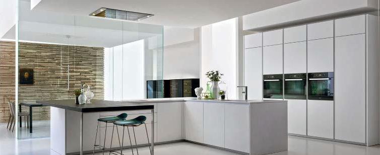سیستم های مختلف کابینت در آشپزخانه