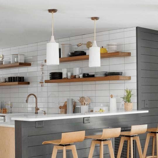 طراحی متفاوت برای آشپزخانه ها