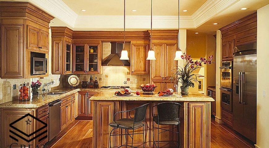 کابینت آشپزخانه سنتی چیست ؟