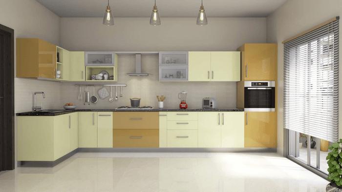 تعویض کابینت های آشپزخانه