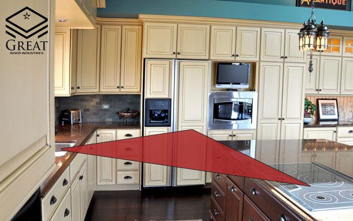 مثلث آشپزخانه چیست ؟