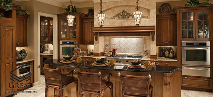 آشپزخانه سنتی - تصویر یک